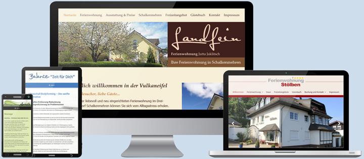 Webdesign Michael Pauly Hillesheim Eifel